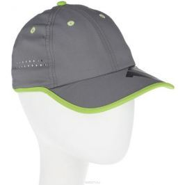Бейсболка для тенниса женская Wilson Baseboll Hat, цвет: серый. WRA733703. Размер универсальный