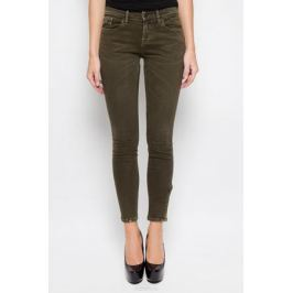 Джинсы женские Calvin Klein Jeans, цвет: темно-зеленый. J20J200627. Размер 26 (38/40)