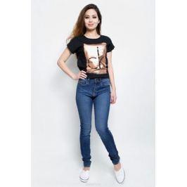 Джинсы женские Calvin Klein Jeans, цвет: синий деним. J20J201376. Размер 29-34 (44/46-34)