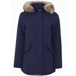 Куртка женская oodji Collection, цвет: темно-синий. 21G04003/45327/7900N. Размер 42 (48-170)