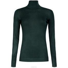 Свитер женская oodji Collection, цвет: темно-зеленый. 74412572B/24525/6E00N. Размер XXL (52)