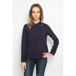 Блузка женская Broadway Ressie, цвет: темно-синий. 10156633_541. Размер M (46)