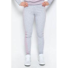Брюки спортивные женские Grishko, цвет: серый, розовый. AL-3110. Размер M (46)