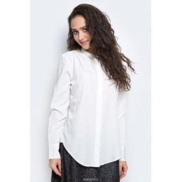 Блузка женская Tom Tailor Contemporary, цвет: белый. 2032596.00.75_8210. Размер 38 (44)