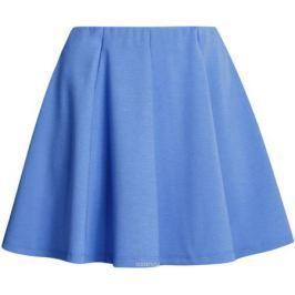Юбка oodji Ultra, цвет: синий. 14102001B/38261/7501N. Размер L (48)