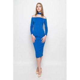 Платье Ruxara, цвет: синий. 109911. Размер 44