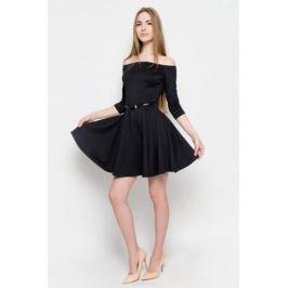 Платье Ruxara, цвет: черный. 110702. Размер 42