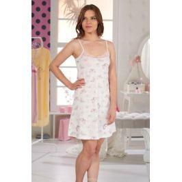 Ночная рубашка женская Sevim, цвет: белый. 10311 SV. Размер L (44/46)
