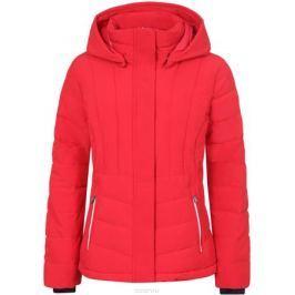 Куртка женская Luhta, цвет: красный. 838449535LV_655. Размер 42 (50)