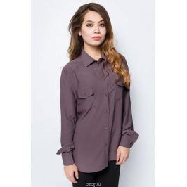 Блузка женская La Via Estelar, цвет: кофейный. 33951-1. Размер 48