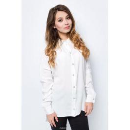 Блузка женская La Via Estelar, цвет: белый. 33948. Размер 44