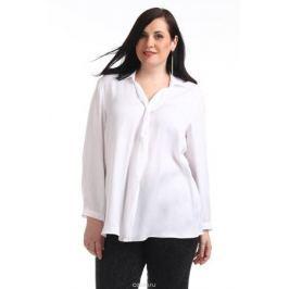 Блузка женская Averi, цвет: белый. 1310_006. Размер 64 (68)
