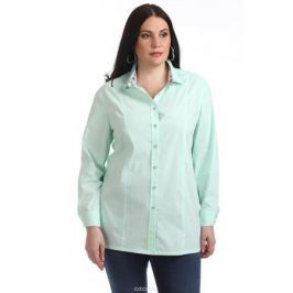 Блузка женская Averi, цвет: светло-салатовый. 1319_015. Размер 60 (64)