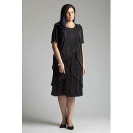 Платье Averi, цвет: черный. 1158. Размер 60 (64)