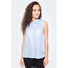 Рубашка женская Top Secret, цвет: голубой. SKE0036BL. Размер 38 (46)