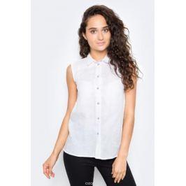 Рубашка женская Top Secret, цвет: белый. SKE0035BI. Размер 34 (42)