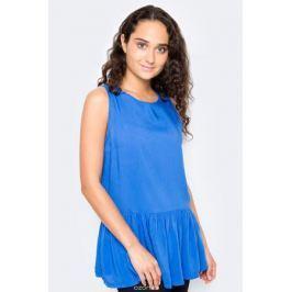 Блузка женская Top Secret, цвет: синий. SBW0373NI. Размер 34 (42)