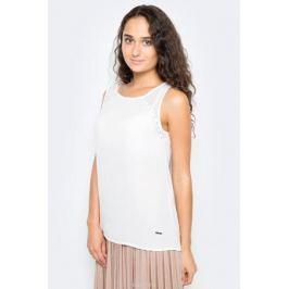 Блузка женская Top Secret, цвет: белый. SBW0353BI. Размер 42 (50)