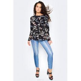 Блузка женская Tom Tailor, цвет: темно-синий. 2055030.00.71_2993. Размер S (44)