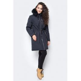 Куртка женская Baon, цвет: черный. B037517_Black. Размер XL (50)