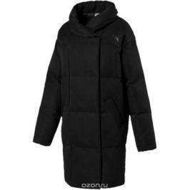Куртка женская Puma Oversize style Padded Jacket, цвет: черный. 59266701. Размер XXL (50/52)