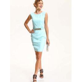 Платье Top Secret, цвет: мятный. SSU1836JZ. Размер 40 (48)