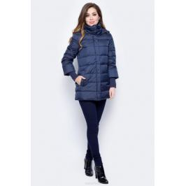 Куртка женская Sela, цвет: темный деним. Cd-126/1010-7412. Размер XS (42)
