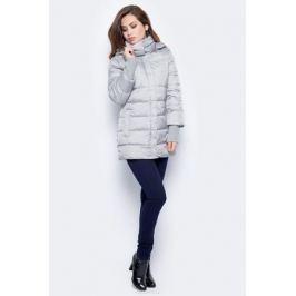 Куртка женская Sela, цвет: стальной. Cd-126/1010-7412. Размер XS (42)