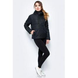 Куртка женская Converse Core Poly Fill Puffer, цвет: черный. 10004548001. Размер XL (50)