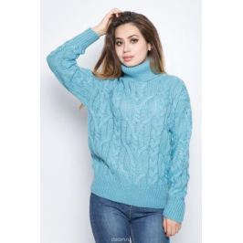 Джемпер женский Baon, цвет: голубой. B137570_Apatite. Размер S (44)
