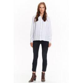 Рубашка женская Top Secret, цвет: белый. SKL2438BI. Размер 34 (48)