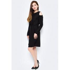 Платье женское adL, цвет: черный. 12433548000_001. Размер XS (40/42)