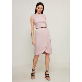 Платье Zarina, цвет: пепельно-розовый. 8123011511098. Размер 46