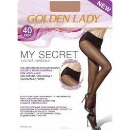 Колготки Golden Lady My Secret 40, цвет: Daino (загар). Размер 5