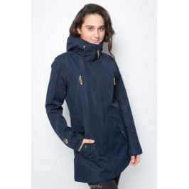 Куртка женская Icepeak, цвет: темно-синий. 953003532IV_390. Размер 40 (46)