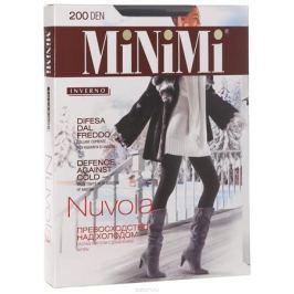 Колготки Minimi Nuvola 200, цвет: Nero (черный). SNL-231782. Размер 5 (50/52)