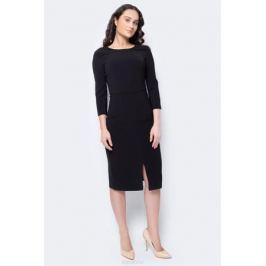 Платье Lusio, цвет: черный. AW18-020243. Размер XS (40/42)