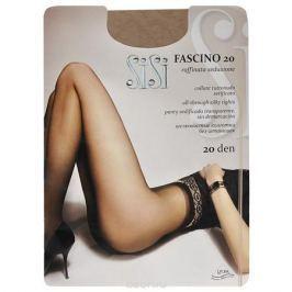 Колготки женские Sisi Fascino 20, цвет: телесный. SNL-288820. Размер 5