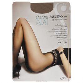 Колготки женские Sisi Fascino 40, цвет: телесный. SSP-002537. Размер 4