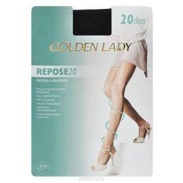 Колготки женские Golden Lady Repose 20, цвет: черный. SNL-000702. Размер 4