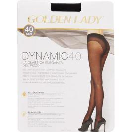 Колготки женские Golden Lady Dynamic 40, цвет: черный. Размер 3