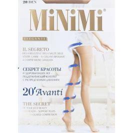 Колготки Minimi Avanti 20. Daino (коричневые). Размер 5 (XL)