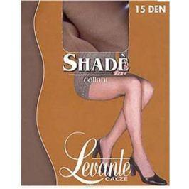 Колготки женские Levante Shade 15, цвет: Caffe (темно-коричневый). Размер 4