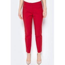 Брюки женские adL, цвет: красный. 15321540021_006. Размер XS (40/42)