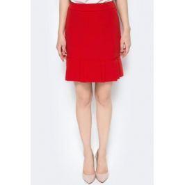 Юбка женская adL, цвет: красный. 12732331002_006. Размер XS (40/42)
