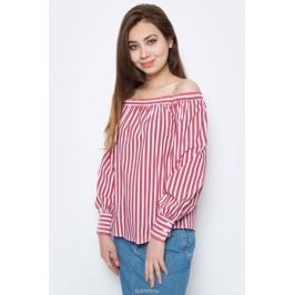 Блузка женская adL, цвет: красный. 11533748000_006. Размер XS (40/42)