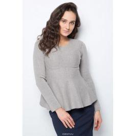 Джемпер женский Lusio, цвет: серый. AW18-340030. Размер S/M (42/46)
