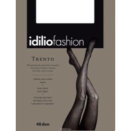 Колготки Idilio Trento 40, цвет: Nero (черный). kw45. Размер 4