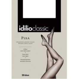 Колготки Idilio Pisa 20, цвет: Nero (черный). kw50. Размер 4