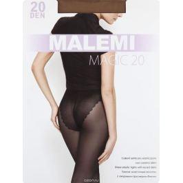 Колготки Malemi Magic 20, цвет: Daino (загар). Размер 5